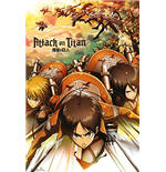 Attack on Titan Poster 258892