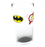 DC Comics Superheroes Glassware 258914