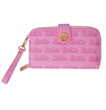 Barbie logo purse