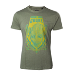 MARVEL COMICS Guardians of the Galaxy Vol. 2 Men's I am Groot T-Shirt, Extra Extra Large, Green