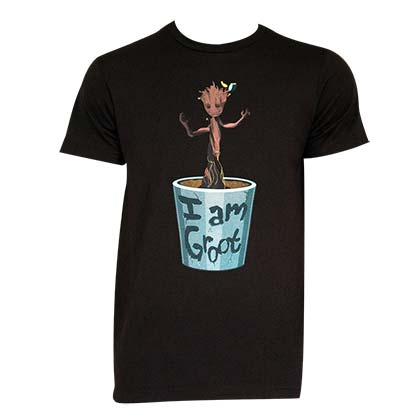 GUARDIANS OF THE GALAXY I Am Groot Tee Shirt