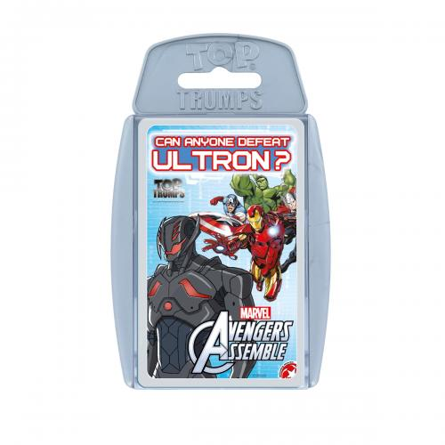 The Avengers Top Trumps