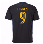 2016-17 Atletico Madrid Away Shirt (Torres 9) - Kids