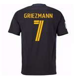 2016-17 Atletico Madrid Away Shirt (Griezmann 7) - Kids