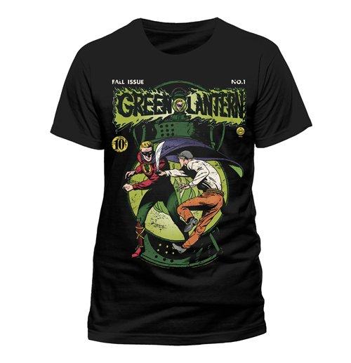 648411c37 Buy Official DC Comics T-Shirt Green Lantern Comic Cover
