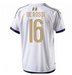 2006 Italy Tribute Away Shirt (De Rossi 16) - Kids