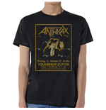 Anthrax Men's Tee: Among The Living New