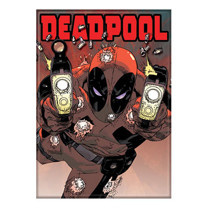 DEADPOOL Comic Magnet