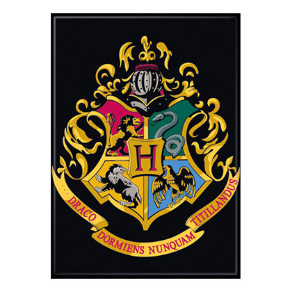 HARRY POTTER Hogwarts Magnet