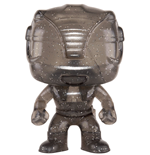 Power Rangers POP! Television Vinyl Figure Black Ranger (Morphing) 9 cm