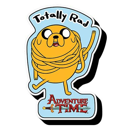 ADVENTURE TIME Jake Magnet