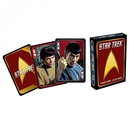 STAR TREK Playing Cards