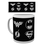DC Comics Superheroes Mug 259909