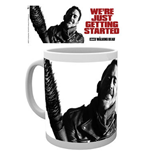 The Walking Dead Mug Getting Started