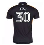 2016-17 Newcastle Away Shirt (Atsu 30) - Kids