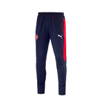 2016-2017 Arsenal Puma Tapered Training Pants (Peacot-Red)