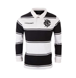 2016-2017 Barbarians Classic Long Sleeve Home Rugby Shirt