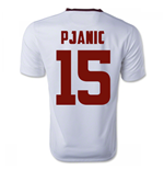 2014-15 Roma Away Shirt (Pjanic 15)