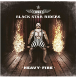Vynil Black Star Riders - Heavy Fire