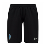 2017-2018 France Nike Away Shorts (Black) - Kids