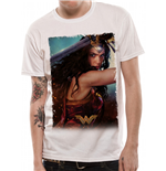 Wonder Woman Movie - Poster - Unisex T-shirt White