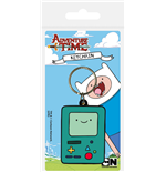 Adventure Time Rubber Keychain - Bmo