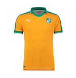2016-2017 Ivory Coast Home Puma Football Shirt