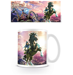 Legend of Zelda Breath of the Wild Mug Guardian Chase