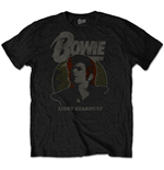 David Bowie Men's Tee: Vintage Ziggy