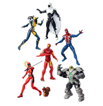 Marvel Legends Series Action Figures 10 cm 2017 Wave 1 Assortment (8)