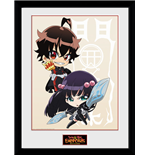Twin Star Exorcists Print 261166