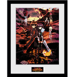 Twin Star Exorcists Print 261167