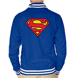 Superman College Jacket Logo