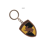 Harry Potter - Hufflepuff Crest - Keychain