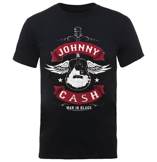 Johnny Cash T-shirt 261372