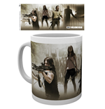 The Walking Dead Mug - Banner