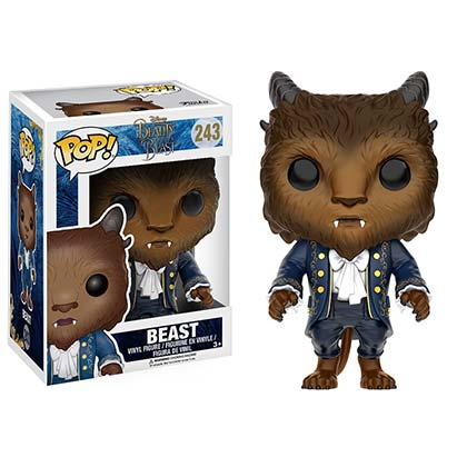 Funko Pop Vinyl Beast Beauty And The Beast Figurine