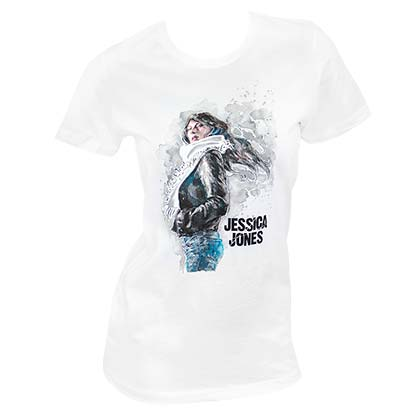 JESSICA JONES Ladies Tee Shirt