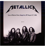 Vynil Metallica - Live At Winston Farm Saugerties Ny August 13 1994 (2 Lp)