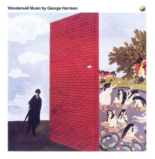 Vynil George Harrison - Wonderwall Music
