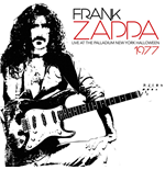 Vynil Frank Zappa - Live At The Palladium New York Halloween 1977