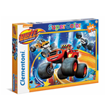 Blaze and the Monster Machines Puzzles 261644