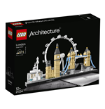 London Lego and MegaBloks 261845