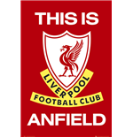 Liverpool FC Poster - This Is Anfield 61x91,5 Cm