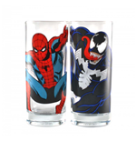 Spiderman Glassware 261948