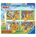 The Lion Guard Puzzles 262049