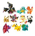 Pokemon Action Figures 6 cm Assortment (8)