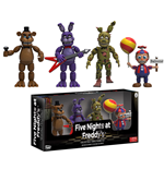 Five Nights at Freddy's Action Figures 4-Pack Set 2 5 cm