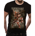 Justice League T-Shirt Deathstroke