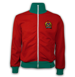 Hungary 1970's Retro Jacket polyester / cotton